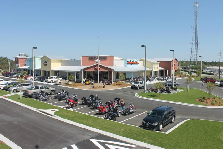 Harley Davidson Of Panama City Beach Florida Grand Opening